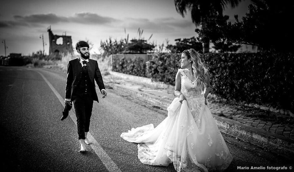 Il matrimonio di Helena e Mario a Briatico, Vibo Valentia