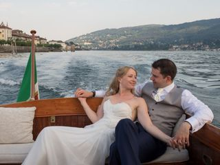 Le nozze di Samantha e Thomas