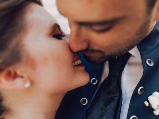Le nozze di Tania e Luca 1