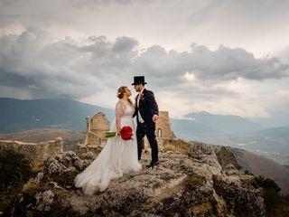 Le nozze di Rossana  e Simone
