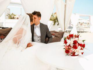 Le nozze di Luca e Rebecca