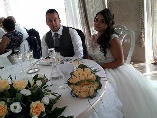Le nozze di Gessica e Francesco