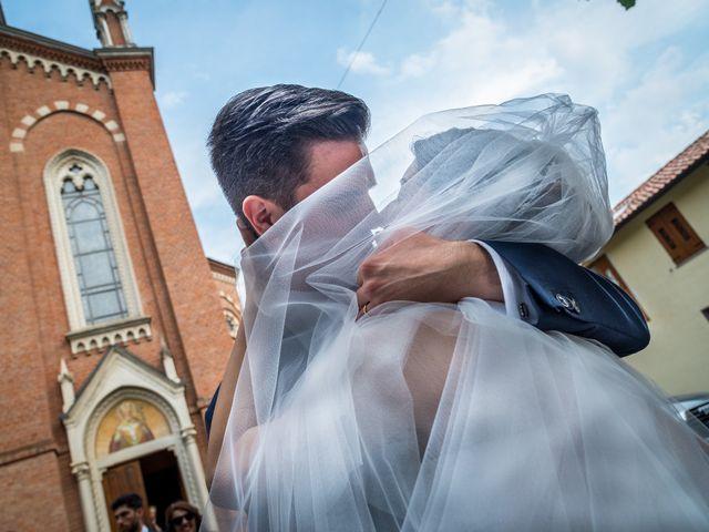 Il matrimonio di Alberto e Maria Grazia a Godiasco, Pavia 16