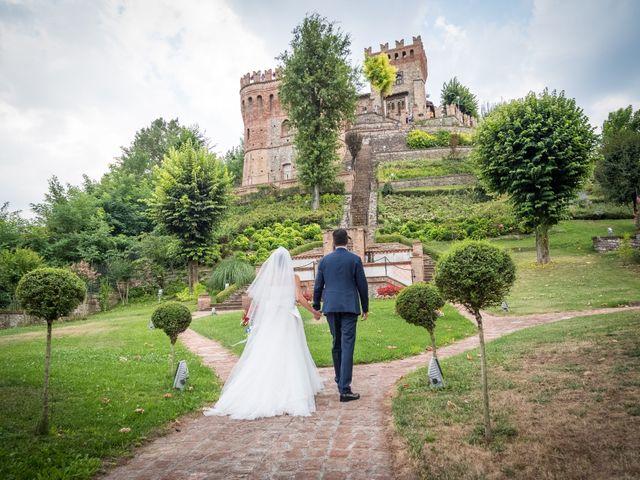 Il matrimonio di Alberto e Maria Grazia a Godiasco, Pavia 20