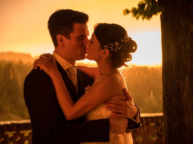 Le nozze di Maria Grazia e Alberto