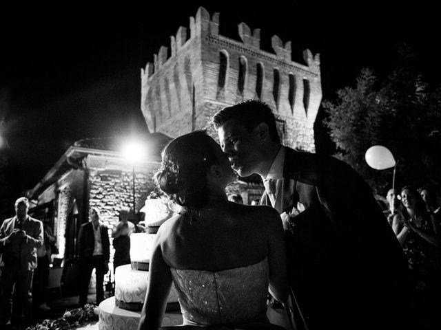 Il matrimonio di Alberto e Maria Grazia a Godiasco, Pavia 2