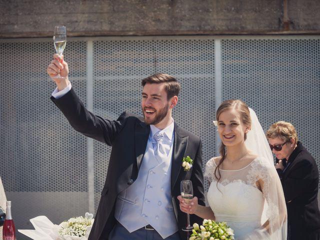 Il matrimonio di Simone e Chiara  a Trieste, Trieste 5
