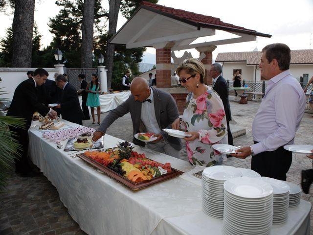 Il matrimonio di Camillo e Monica a Bucchianico, Chieti 6