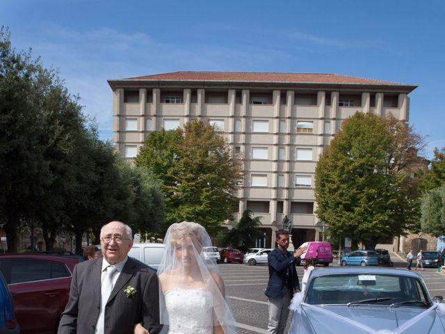 Il matrimonio di Camillo e Monica a Bucchianico, Chieti 25