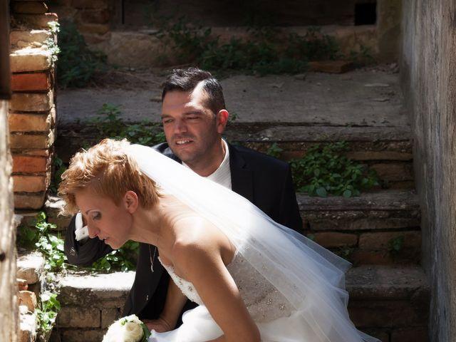 Il matrimonio di Camillo e Monica a Bucchianico, Chieti 28