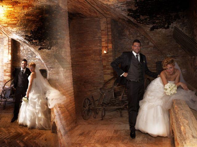 Il matrimonio di Camillo e Monica a Bucchianico, Chieti 31