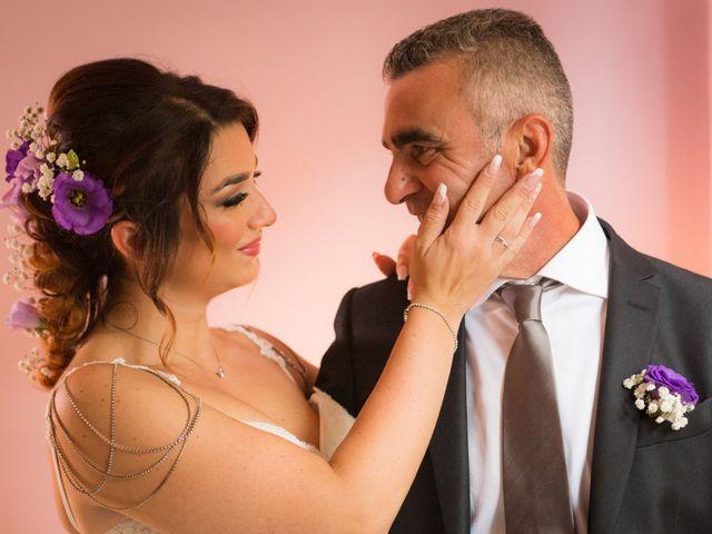 Il matrimonio di Carlo e Rosa a Bacoli, Napoli 20