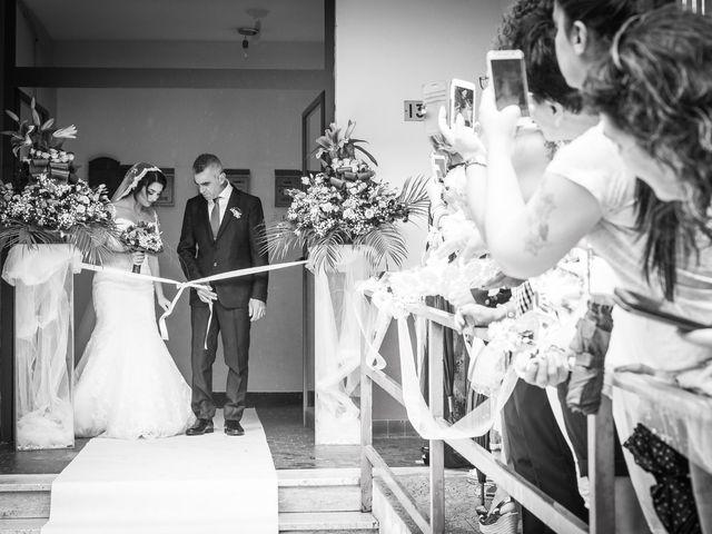 Il matrimonio di Carlo e Rosa a Bacoli, Napoli 22