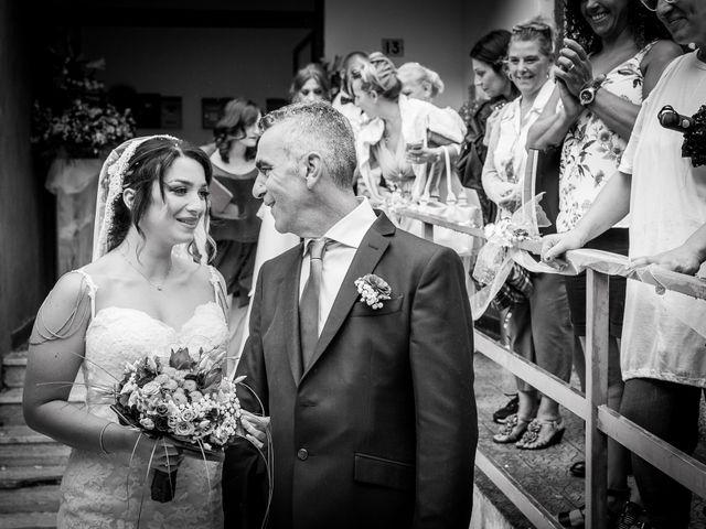 Il matrimonio di Carlo e Rosa a Bacoli, Napoli 23