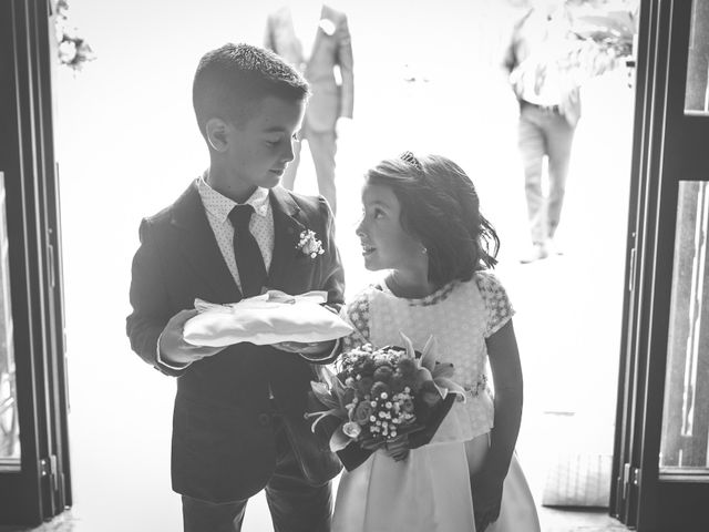 Il matrimonio di Carlo e Rosa a Bacoli, Napoli 26