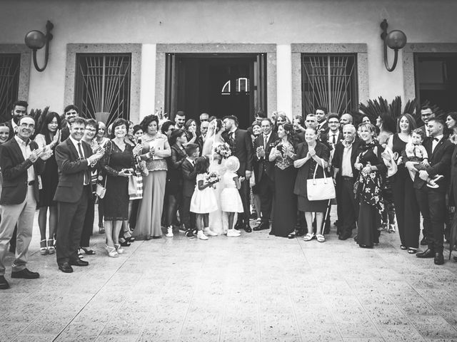 Il matrimonio di Carlo e Rosa a Bacoli, Napoli 32