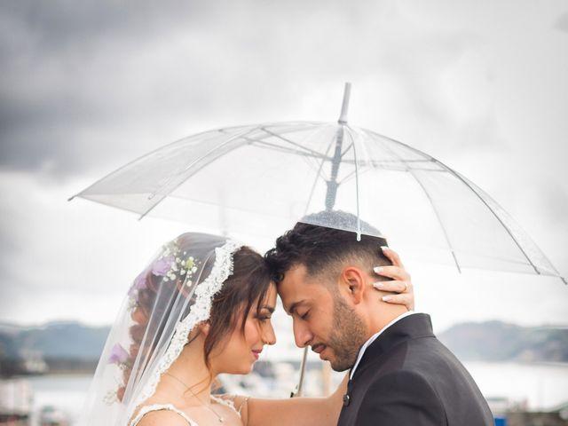 Il matrimonio di Carlo e Rosa a Bacoli, Napoli 35