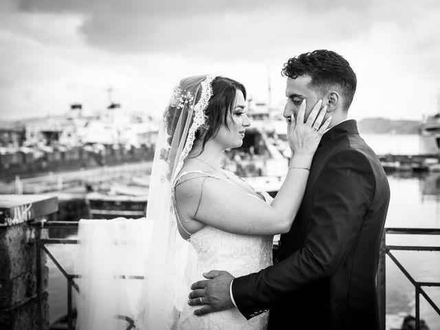 Il matrimonio di Carlo e Rosa a Bacoli, Napoli 36