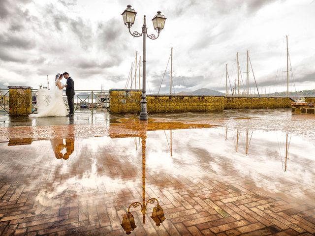Il matrimonio di Carlo e Rosa a Bacoli, Napoli 39