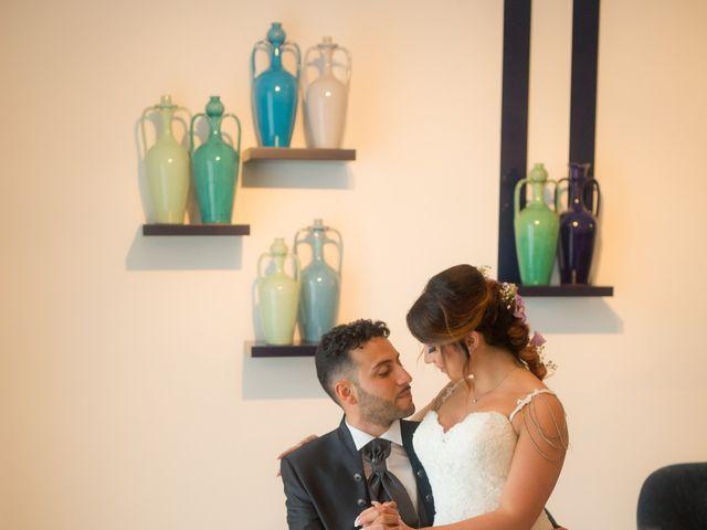 Il matrimonio di Carlo e Rosa a Bacoli, Napoli 41