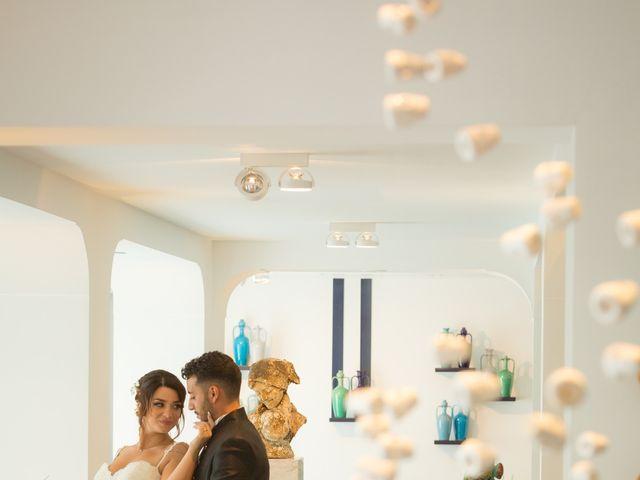 Il matrimonio di Carlo e Rosa a Bacoli, Napoli 44
