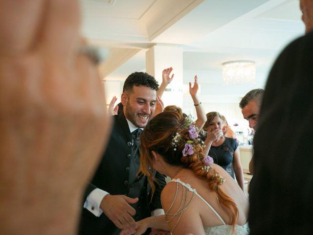 Il matrimonio di Carlo e Rosa a Bacoli, Napoli 64