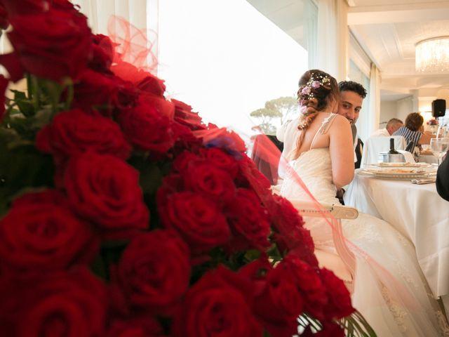 Il matrimonio di Carlo e Rosa a Bacoli, Napoli 65
