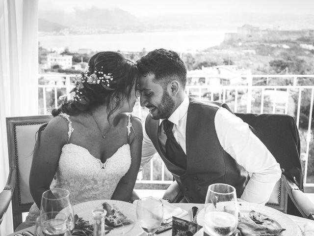 Il matrimonio di Carlo e Rosa a Bacoli, Napoli 66