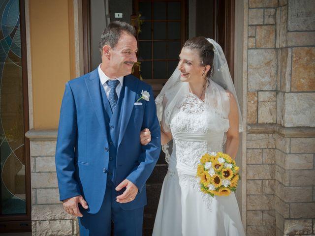 Il matrimonio di Massimo e Cinzia a Acquarica del Capo, Lecce 13