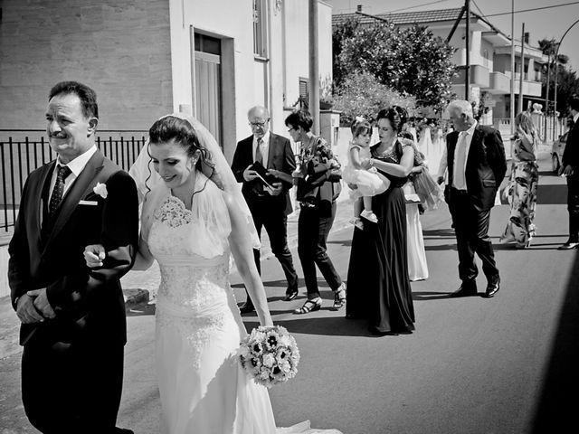 Il matrimonio di Massimo e Cinzia a Acquarica del Capo, Lecce 14