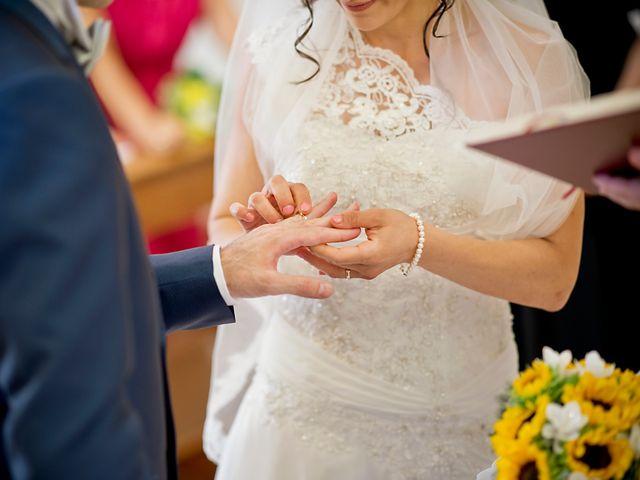 Il matrimonio di Massimo e Cinzia a Acquarica del Capo, Lecce 16