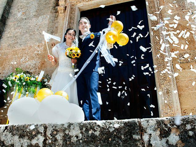 Il matrimonio di Massimo e Cinzia a Acquarica del Capo, Lecce 19