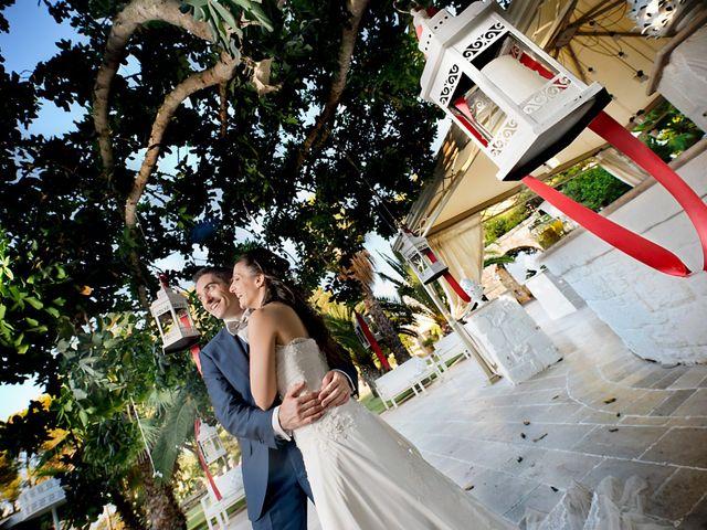 Il matrimonio di Massimo e Cinzia a Acquarica del Capo, Lecce 36