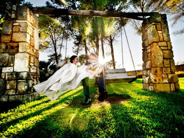 Il matrimonio di Massimo e Cinzia a Acquarica del Capo, Lecce 38