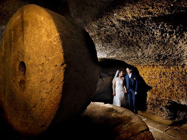 le nozze di Cinzia e Massimo