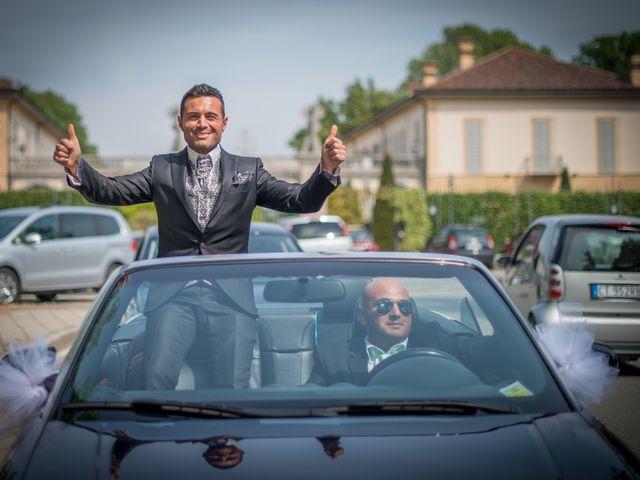 Il matrimonio di Terry e Matteo a Monza, Monza e Brianza 25