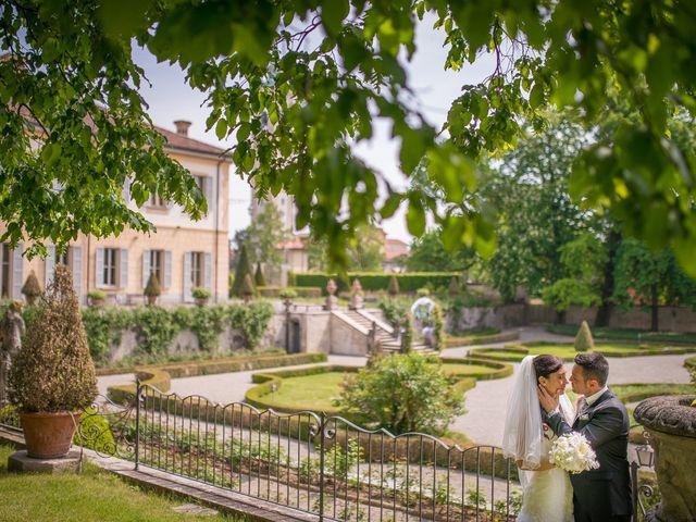 Il matrimonio di Terry e Matteo a Monza, Monza e Brianza 72