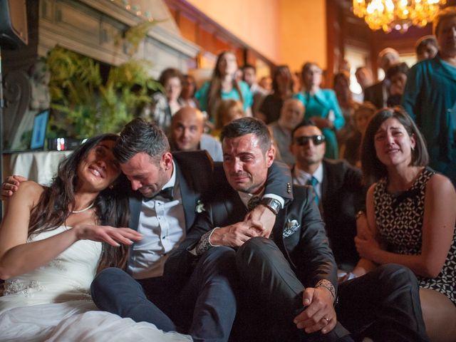 Il matrimonio di Terry e Matteo a Monza, Monza e Brianza 87