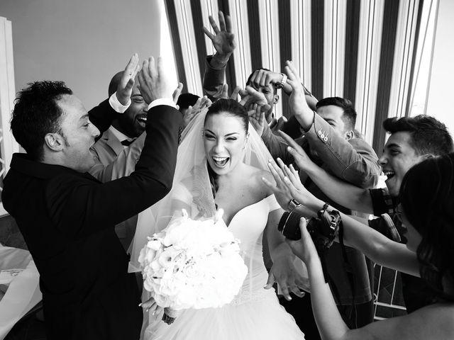 Il matrimonio di Mariano e Giusy a Battipaglia, Salerno 25