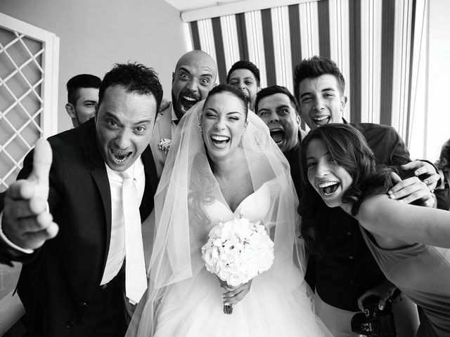 Il matrimonio di Mariano e Giusy a Battipaglia, Salerno 26