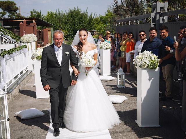 Il matrimonio di Mariano e Giusy a Battipaglia, Salerno 27