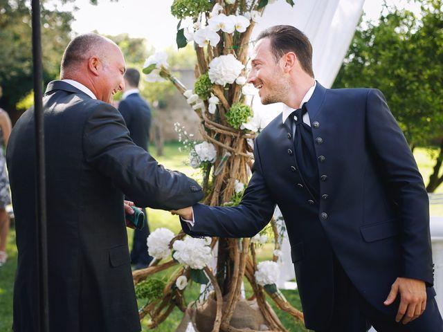 Il matrimonio di Mariano e Giusy a Battipaglia, Salerno 33