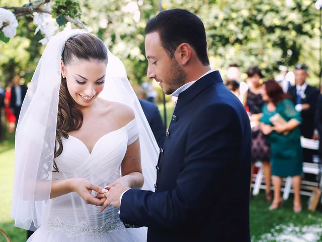 Il matrimonio di Mariano e Giusy a Battipaglia, Salerno 44