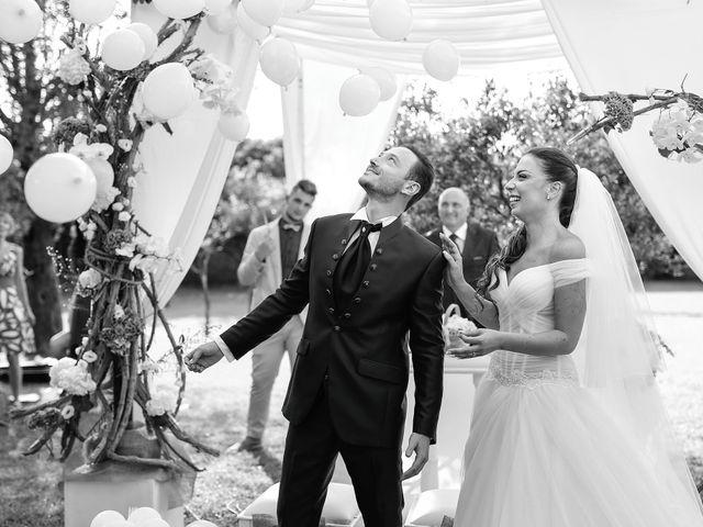 Il matrimonio di Mariano e Giusy a Battipaglia, Salerno 46