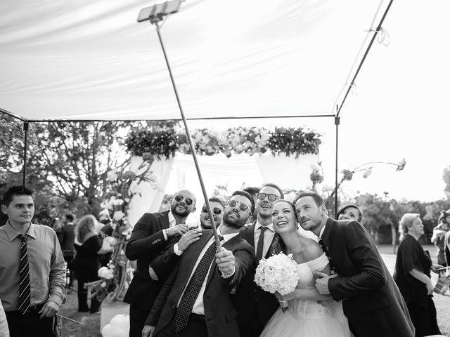 Il matrimonio di Mariano e Giusy a Battipaglia, Salerno 50