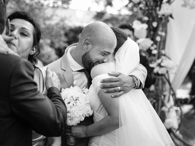 Il matrimonio di Mariano e Giusy a Battipaglia, Salerno 51