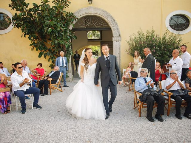 Il matrimonio di Mariano e Giusy a Battipaglia, Salerno 64