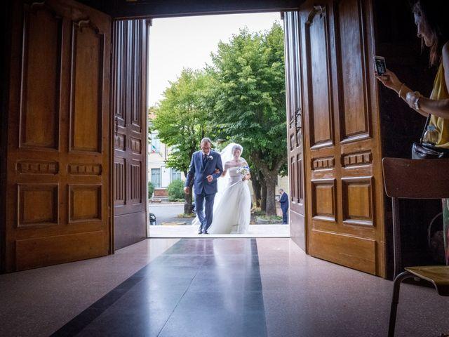 Il matrimonio di Alberto e Maria Grazia a Godiasco, Pavia 15