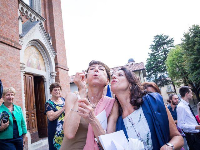 Il matrimonio di Alberto e Maria Grazia a Godiasco, Pavia 17