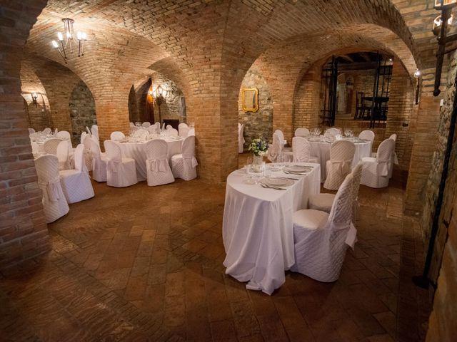 Il matrimonio di Alberto e Maria Grazia a Godiasco, Pavia 19